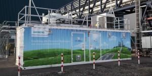 Opslagmethode voor ongebruikte groene energie