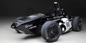 Nieuwe technologieën in elektrische raceauto