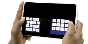 Nieuw toetsenbord voor touchscreens