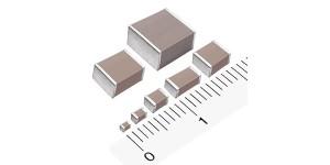 C0G-condensatoren met grote capaciteit