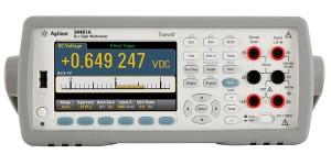 Nieuwe 6½-digit digitale multimeters van Agilent