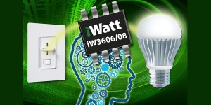 Nieuwe LED-driver dimt tussen 1% en 100%