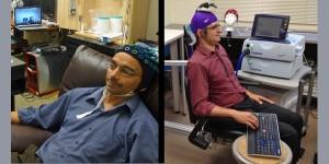 Eerste menselijke brein-naar-brein-interface