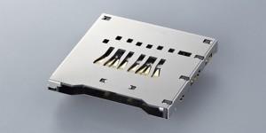 SD-connector voor UHS-II