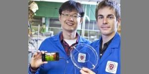 Transparante ionen-luidspreker