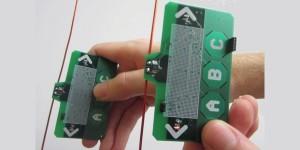Draadloos communicatiesysteem zonder batterijen