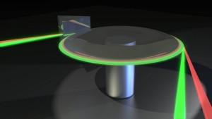 Gevoeligste thermometer ter wereld werkt met licht