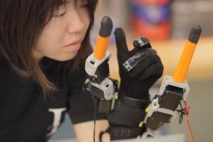 Robotvingers bieden helpende hand