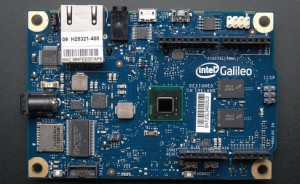 Windows voor Intel Galileo