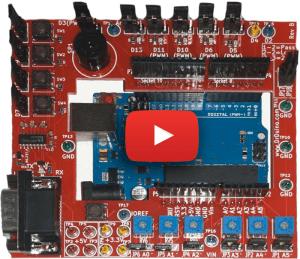 Dr Duino™: handig debugging breakout-board voor uw Arduino-shields
