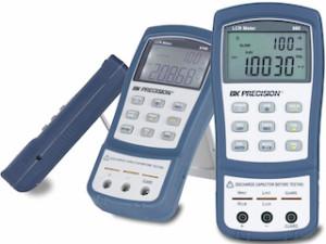 Veelzijdige handheld LCR-meter