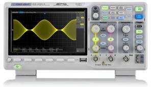 De SDS1000X-E beschikt over een golfvormweergave met 256 intensiteitsniveaus en een kleurtemperatuur-weergavemodus die u in vergelijkbare modellen niet zult tegenkomen.