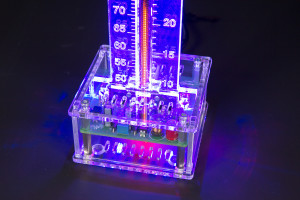 Gratis 'oud' artikel: Nixie-bargraph-thermometer