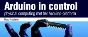 Nieuw boek: Arduino in control