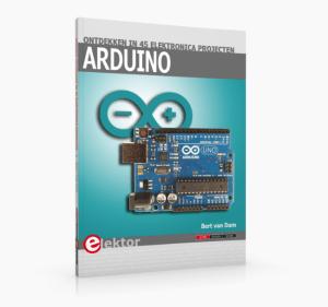 Nieuw: Arduino - Ontdekken in 45 elektronica projecten