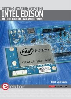 Praktijkboek over Intel Edison