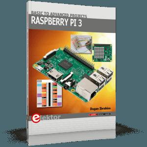 Boek: Besturing en bewaking met de Raspberry Pi
