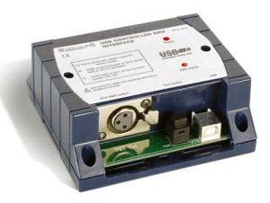 DIY USB controlled DMX interface kit