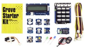 Op de testbank: Grove starterkit voor Arduino
