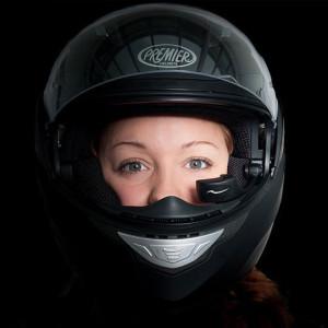 BIKEHUD Adventure – Augmented vision voor motorrijders