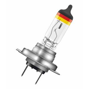 De kleuren van de Duitse vlag... in uw koplampen