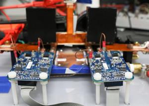 De modernste vermogenselektronica voor de overdracht van groot vermogen. Afbeelding: Genevieve Martin / ORNL, US-ministerie van energie