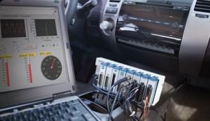Een sensorencheck in de auto wordt steeds actueler nu het aantal sensoren in een voertuig enorm toeneemt.