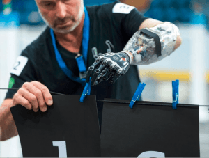 'Olympische Spelen' voor bionische protheses