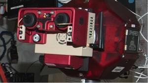 Robot leert afstand schatten met maar één 'oog'