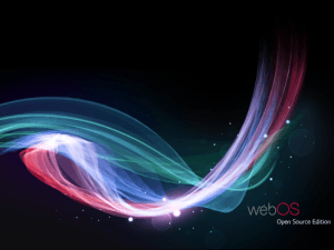 webOS (van de Palm) draait nu op een Raspberry Pi 3