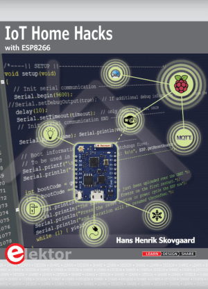 Boekbespreking: IoT Home Hacks with ESP8266