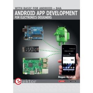 Nieuw boek: Leer mobiele apps ontwikkelen voor de Raspberry Pi, Arduino of ESP32