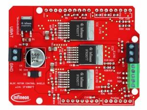 Infineon voor makers: Arduino-shields voor u!