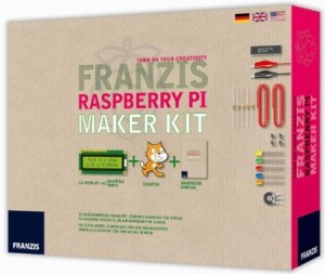 Raspberry Pi leerpakket