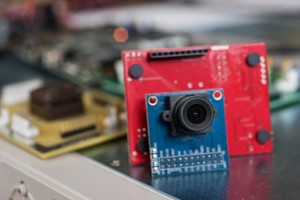 "© Georgia Tech | Anvesha A, Shaojie Xu, Ningyuan Cao, Justin Romberg and Arijit Raychowdhury, ""A Light-powered, ""Always-On"", Smart Camera with Compressed Domain Gesture Detection"