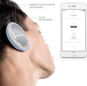 'Sound': kruising tussen koptelefoon en oordopjes
