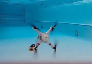 Loon Copter: drone voor zowel boven als onder water