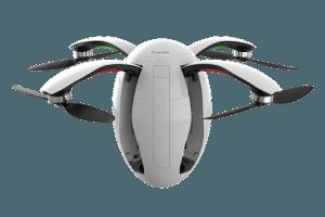 Ei van Columbus: drone in eivorm