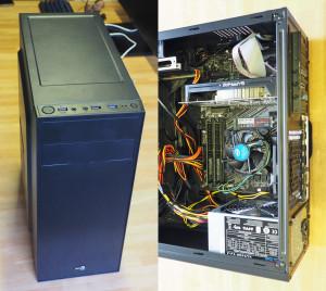 Gratis 'nieuw' artikel: Doe-het-zelf PC voor het elektronicalab