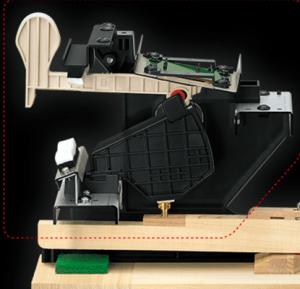 Hybride piano's met verbeterd hamermechanisme