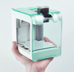 3D-printer voor je broekzak