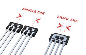 Magnetische latch/switch-sensoren gaan samenwonen
