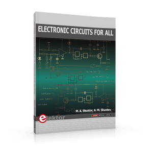 Boekbespreking: Electronic Circuits for All. Afbeelding: Elektor International Media.