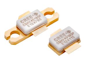 50V-UHF-transistoren. Afbeelding: Wolfspeed.