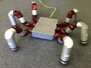 Reconfigureerbare modulaire robot