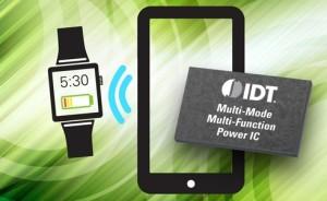 Nieuwe technologie laat mobiele apparaten elkaar opladen