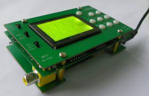 Oscilloscoop-bouwpakket voor beginners