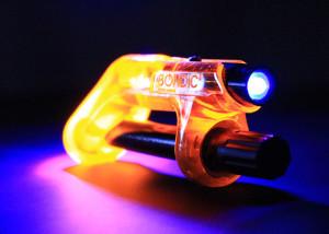 Lasapparaat voor plastic. Afbeelding: Kickstarter/BondicEVO