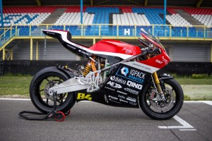 De Liion-GP in volle glorie (foto: Electric Superbike Twente).
