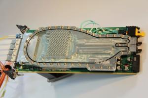 Het Gemini-board (foto: ASTRON).